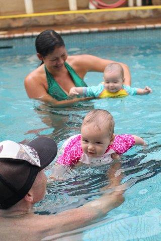 Swim Lessons -